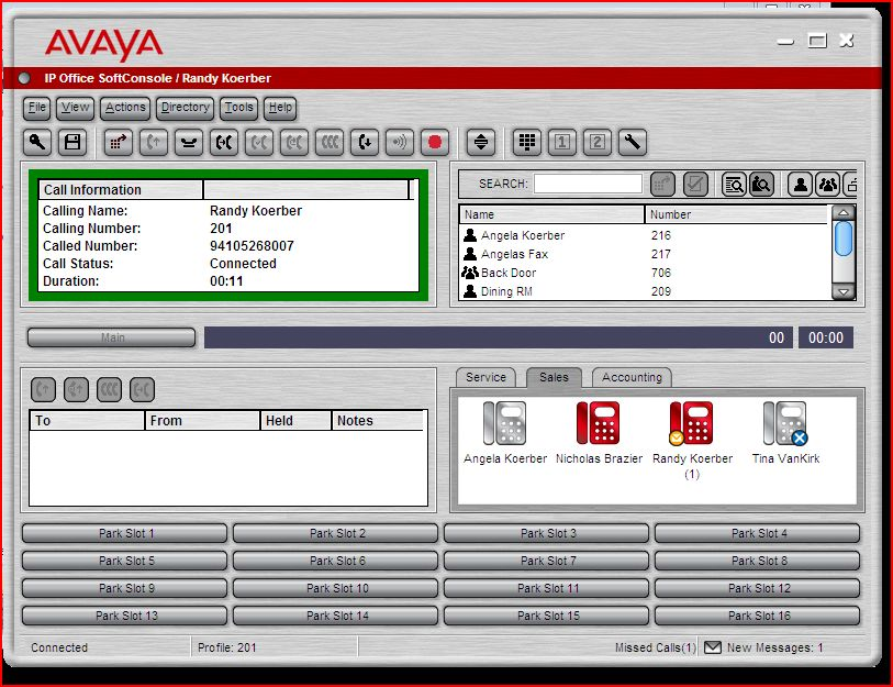 Blog posts cafebertyl - Avaya ip office server edition ...